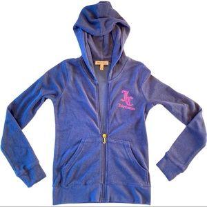Juicy Couture MT Robison Track Jacket Girl Sz 10